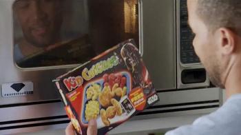 Kid Cuisine Galactic Chicken Nuggets TV Spot, 'An Epic Star Wars Adventure' - Thumbnail 4