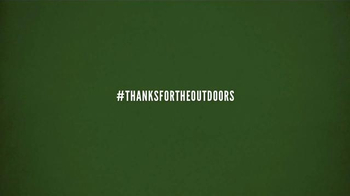 Cabela's TV Spot, 'Veterans Day: Thanks for the Outdoors' Feat. Brett Favre - Thumbnail 10