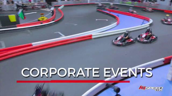 K1 Speed TV Spot, 'The Place to Race'