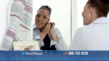MassMutual TV Spot, 'A Load Off Your Shoulders' - Thumbnail 1