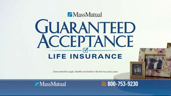MassMutual TV Spot, 'A Load Off Your Shoulders' - Thumbnail 2