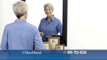 MassMutual TV Spot, 'A Load Off Your Shoulders'