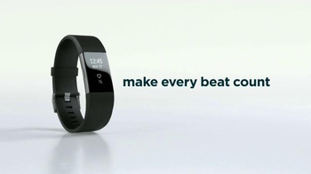 Fitbit Charge 2 TV Spot, 'Every Beat' Song by Montolieu - Thumbnail 10
