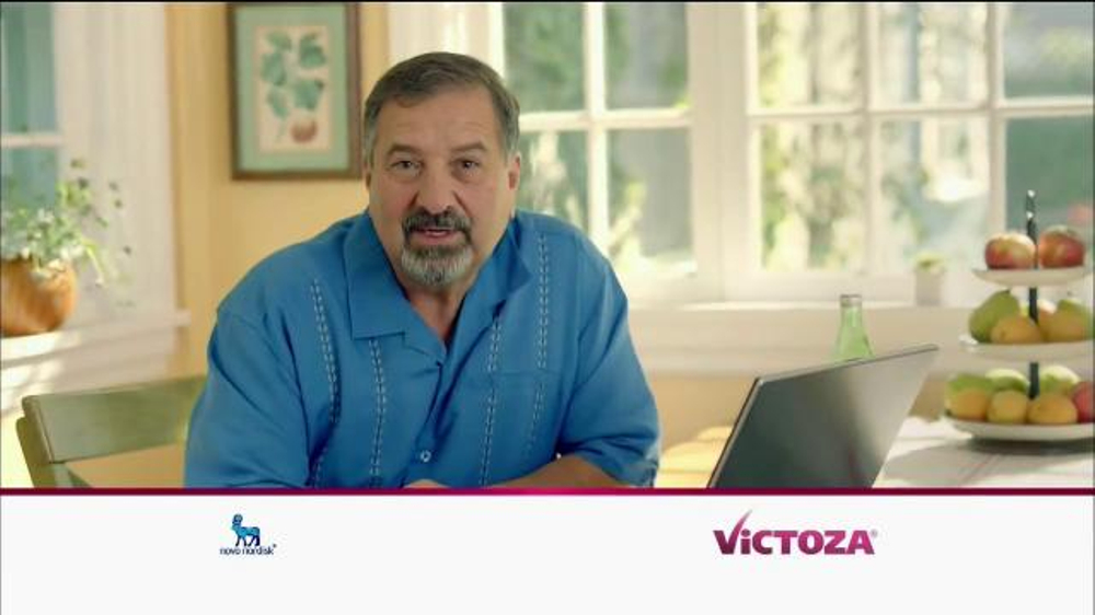 Victoza TV Commercial, 'Goal'