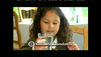 Arbor Day Foundation TV Spot, 'Trees for Clean Drinking Water' - Thumbnail 1