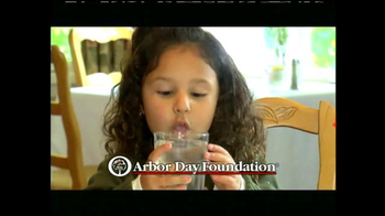 Arbor Day Foundation TV Spot, 'Trees for Clean Drinking Water' - Thumbnail 2