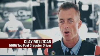University of Northwestern Ohio TV Spot, 'Motorsports' Feat. Clay Millican - 50 commercial airings