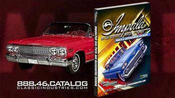 Classic Industries TV Spot, 'Free Catalog'