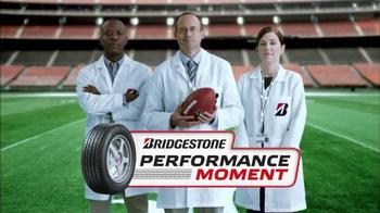 Bridgestone TV Spot, 'Performance Moment: Jaguars vs. Bears' - Thumbnail 1