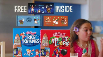 Kellogg's TV Spot, 'Moana: Night Glow Decals' - Thumbnail 6