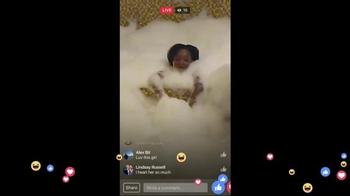 Facebook Live TV Spot, 'Bubbles' - Thumbnail 3