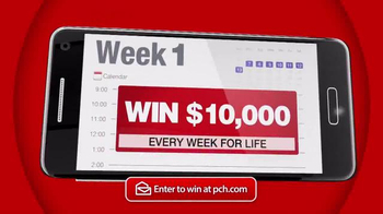 Publishers Clearing House Winner's Choice Prize TV Spot, 'Your Choice' - Thumbnail 2