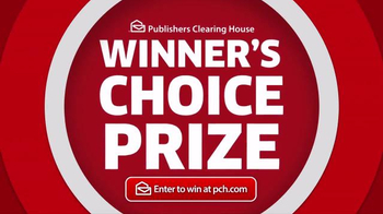 Publishers Clearing House Winner's Choice Prize TV Spot, 'Your Choice' - Thumbnail 5