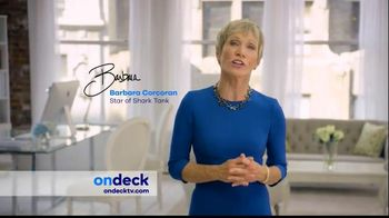 OnDeck TV Spot, 'The Secret' Featuring Barbara Corcoran - 422 commercial airings