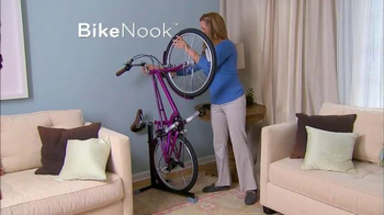 Bike Nook TV Spot, 'Store Your Bike'
