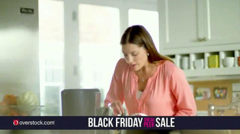 Overstock.com Black Friday Sneak Peek Sale TV Spot, 'Holiday Needs' - Thumbnail 1