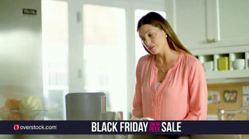 Overstock.com Black Friday Sneak Peek Sale TV Spot, 'Holiday Needs' - Thumbnail 2
