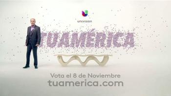Univision Contigo TV Spot, 'Vota en noviembre' [Spanish]
