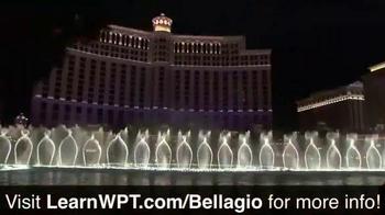 LearnWPT TV Spot, 'Bellagio Workshop'