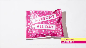 FabKids.com Buy 1, Get 1 Free TV Spot, 'A New Fashion Brand for Kids' - Thumbnail 5