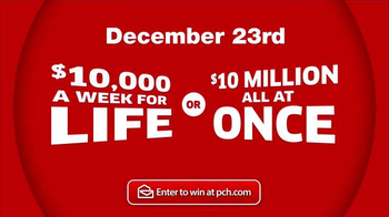 Publishers Clearing House TV Spot, 'Winner's Choice: December 2016'