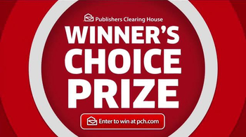 Publishers Clearing House TV Spot, 'Winner's Choice: December 2016' - Thumbnail 2