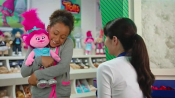 Build-A-Bear Workshop TV Spot, 'DreamWorks Trolls at Build-A-Bear'