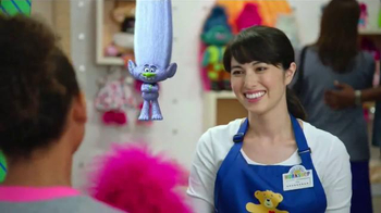 Build-A-Bear Workshop TV Spot, 'DreamWorks Trolls at Build-A-Bear' - Thumbnail 3