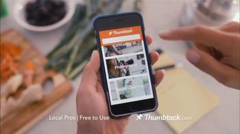 Thumbtack TV Spot, 'Sam Gets Stuff Done' - Thumbnail 2