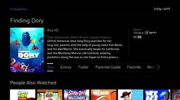 XFINITY On Demand TV Spot, 'Finding Dory'