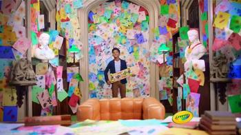Crayola Air Marker Sprayer TV Spot, 'Superpower' - Thumbnail 8