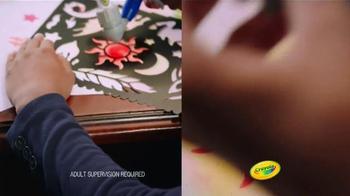Crayola Air Marker Sprayer TV Spot, 'Superpower' - Thumbnail 6