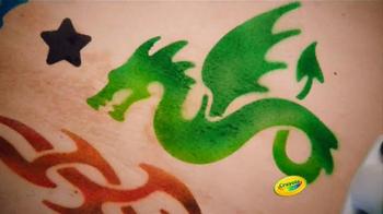 Crayola Air Marker Sprayer TV Spot, 'Superpower' - Thumbnail 7
