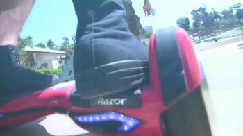 Razor RipStik Electric TV Spot, 'Your Ride Electrified' - Thumbnail 1