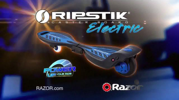 Razor RipStik Electric TV Spot, 'Your Ride Electrified' - Thumbnail 8