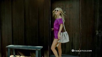 Fabletics.com TV Spot, 'Behind the Scenes With Kate Hudson'