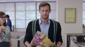 McDonald's Sausage McGriddles TV Spot, 'New Office' - Thumbnail 4