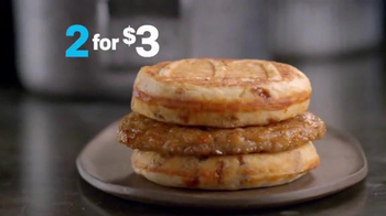 McDonald's Sausage McGriddles TV Spot, 'New Office' - Thumbnail 7