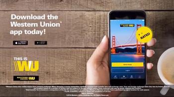 Western Union App TV Spot, 'Cash Pickup' - Thumbnail 4