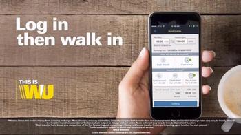 Western Union App TV Spot, 'Cash Pickup' - Thumbnail 2
