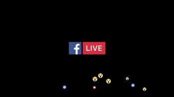 Facebook Live TV Spot, 'Lightning' - Thumbnail 6