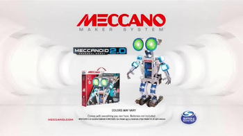 Meccano Meccanoid 2.0 TV Spot, 'Programmed Moves' - Thumbnail 8