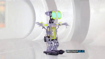 Meccano Meccanoid 2.0 TV Spot, 'Programmed Moves' - Thumbnail 3