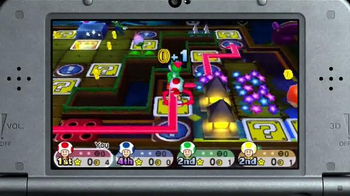Mario Party Star Rush TV Spot, 'Best Party of the Year' - Thumbnail 7
