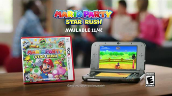Mario Party Star Rush TV Spot, 'Best Party of the Year' - Thumbnail 9