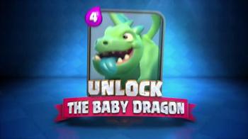 Clash Royale TV Spot, 'Baby Dragon Raps' - Thumbnail 9