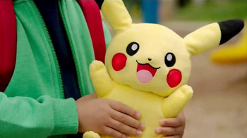 Pokémon My Friend Pikachu TV Spot, 'Any Challenge'