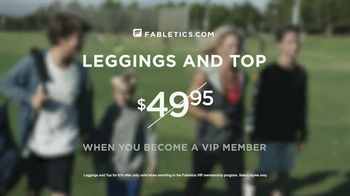 Fabletics.com TV Spot, 'Everyday Woman: Be A VIP Member' - Thumbnail 10