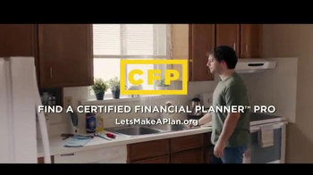 Certified Financial Planner TV Spot, 'Faucet' - Thumbnail 6