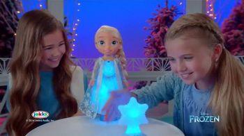 Disney Frozen Northern Lights Feature Elsa TV Spot, 'Spectacular Show'